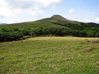 ミソコブシ山は小さな丘のようで4等三角点あり
